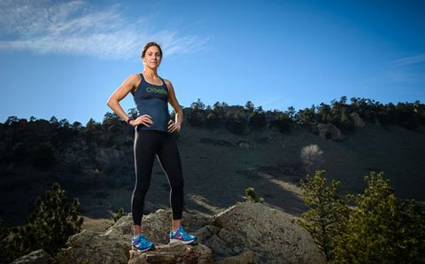 Kara Goucher Will Return to Racing at Philly Half Marathon