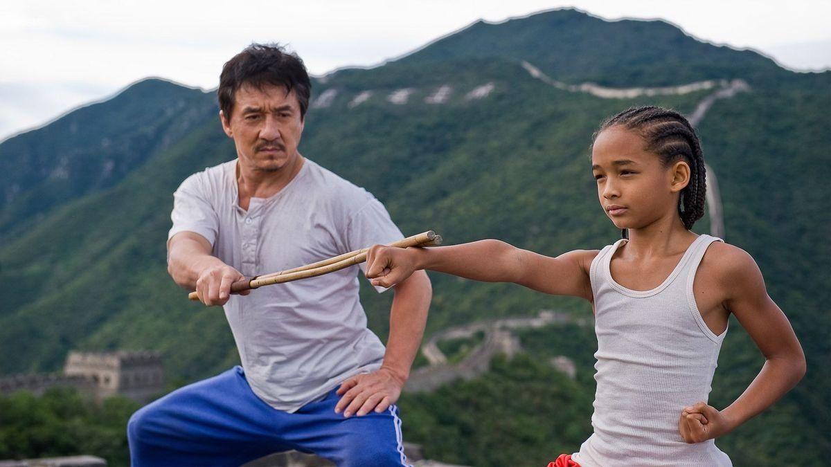 Karate Kid 2' sigue adelante, y podría volver Jackie Chan