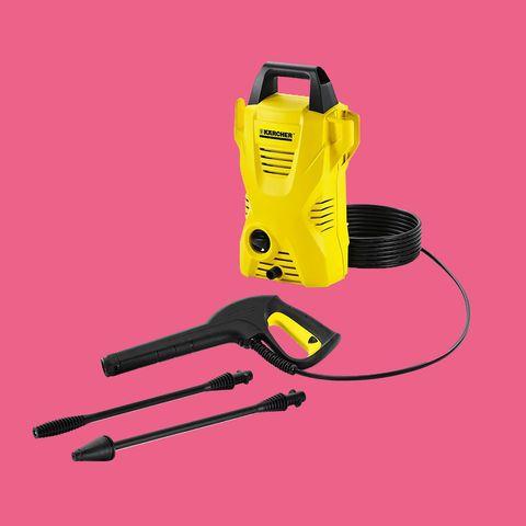 Tool, Magenta, Guitar accessory, Vacuum cleaner, Household supply, Metalworking hand tool, Household cleaning supply, Plastic, Machine, Tool accessory,