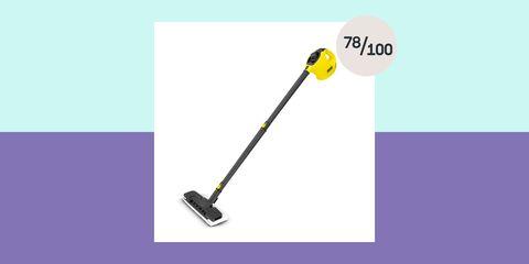 Karcher steam mop