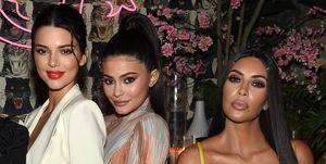 Kardashian, Victoria's Secret, Halloween, ángeles de Victoria's Secret, Kardashian en Halloween, Kim Kardashian, Khloe Kardashian, Kourtney Kardashian, Kendall Jenner, Kylie Jenner, Kardashian de Victoria's Secret