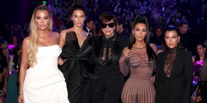 The Kardashian/Jenner family
