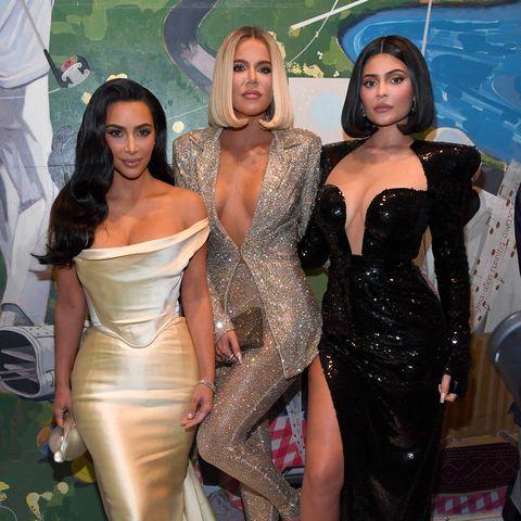 La fiesta de Navidad de las Kardashian