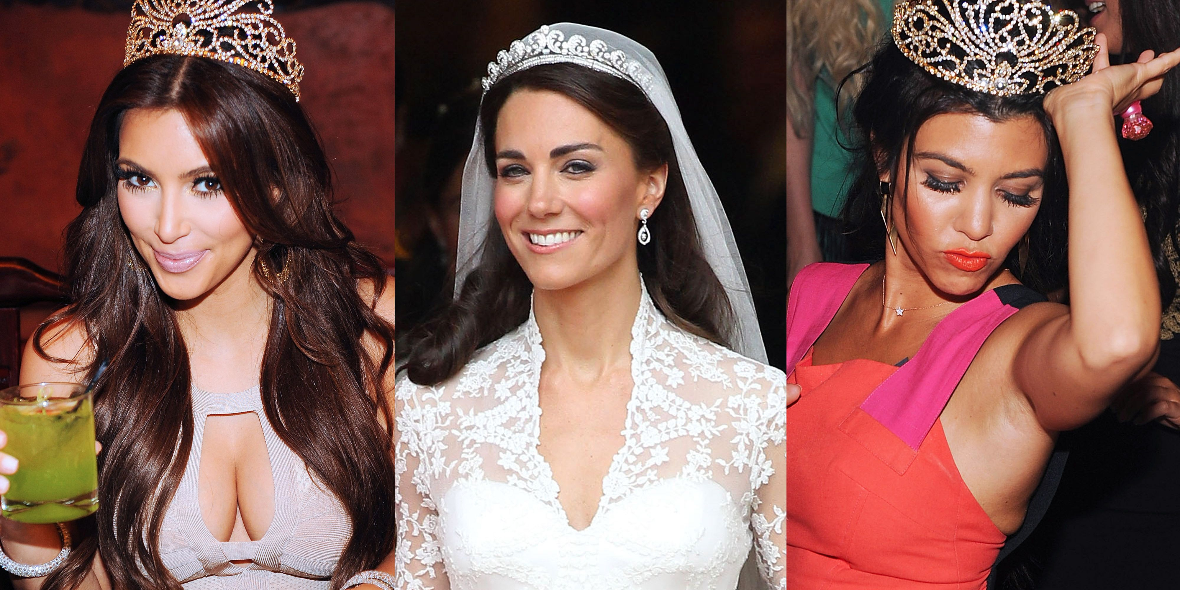 34 Surprising Similarities Between the Royal Family and the Kardashians
