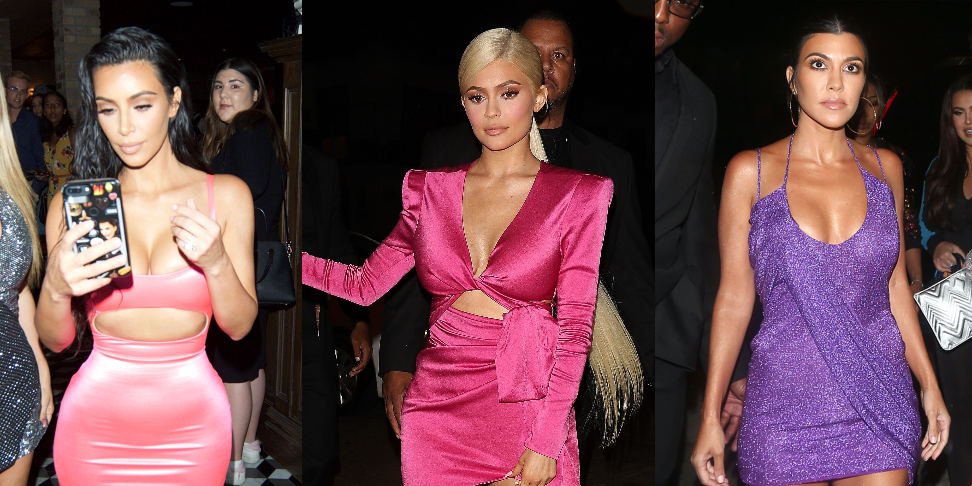 Kylie Jenner's 21st Birthday Party Featured Jaw-Dropping Outfits and a Star-Studded Guest List
