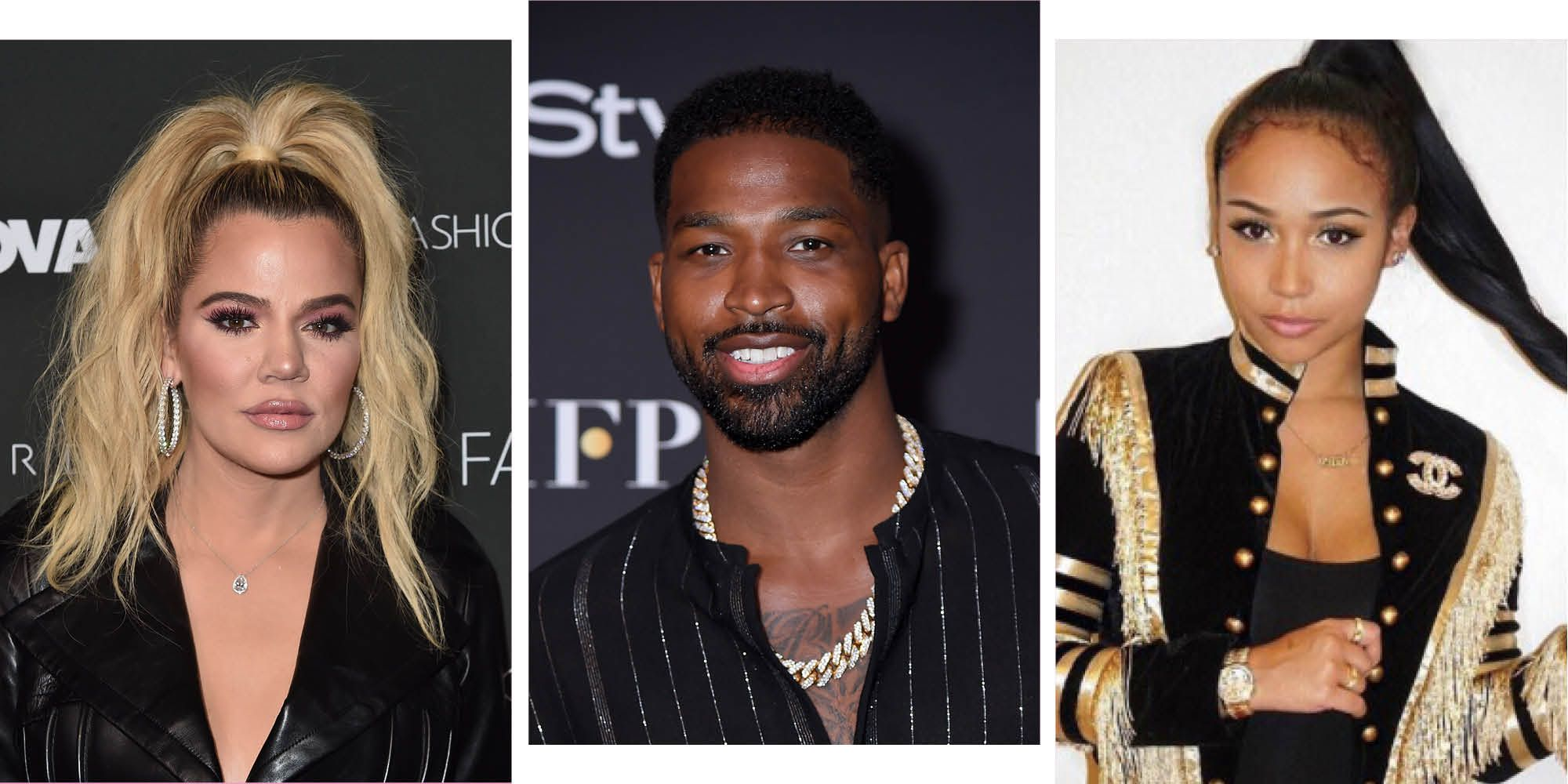 Khloe Kardashian on rumours she rubbed her relationship in Tristan Thompson's ex's face
