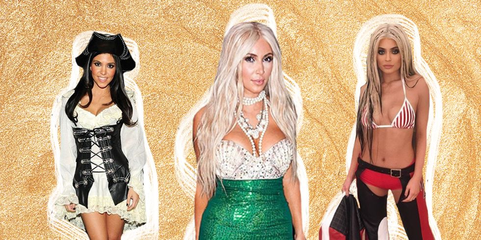 15 Kardashian Halloween Costumes You Almost Forgot About