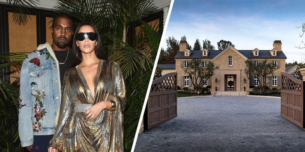 Kardashian Jenner Real Estate Keeping Up With The Kardashians Homes