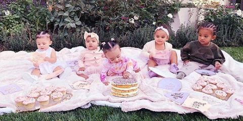 Apparently the Kardashians are trademarking the names North, Saint, Chicago, Stormi and True