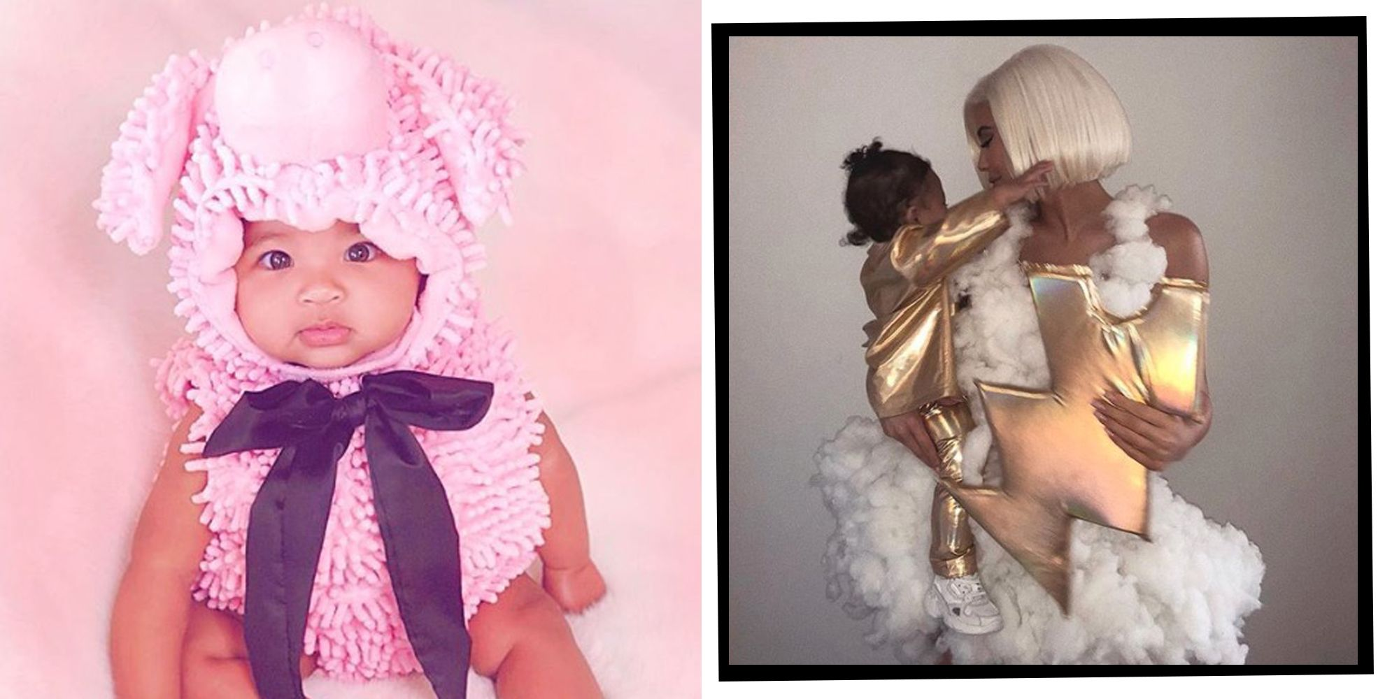 Kardashian Kids Cute Halloween Costumes 2018