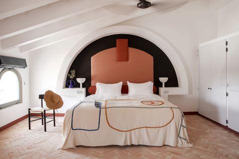 Menorca Experimental hotel room
