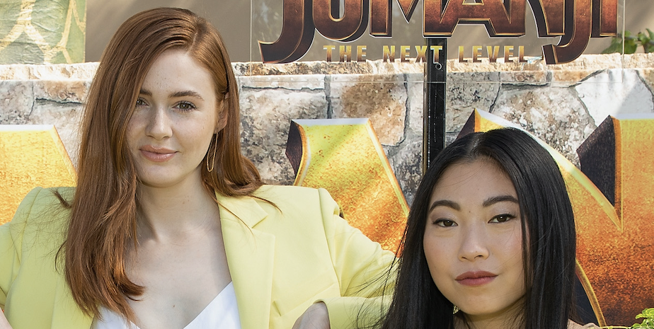 Marvel stars Karen Gillan and Awkafina team up for new movie