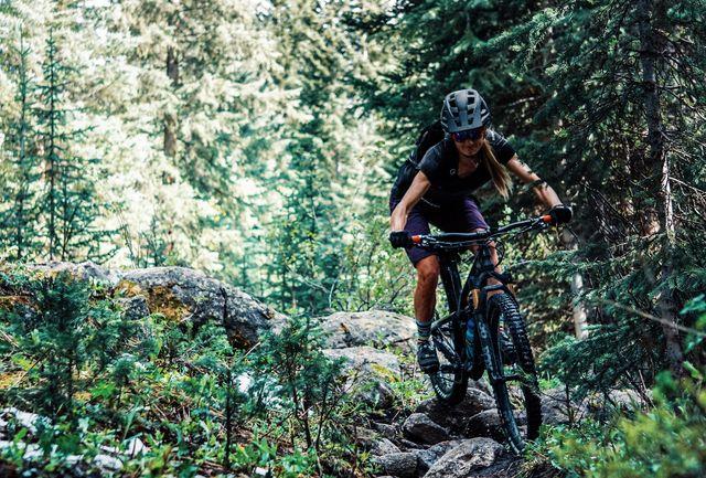 canyon bikes gravel riding mountain biking stoke karen jarchow