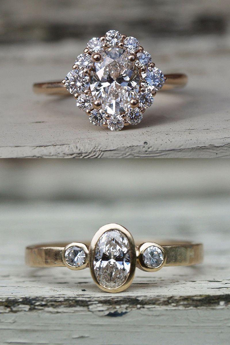 Karen Johnson engagement rings