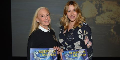 Publication Party For Karen LeFrak's New Book, Sleepover At The Museum