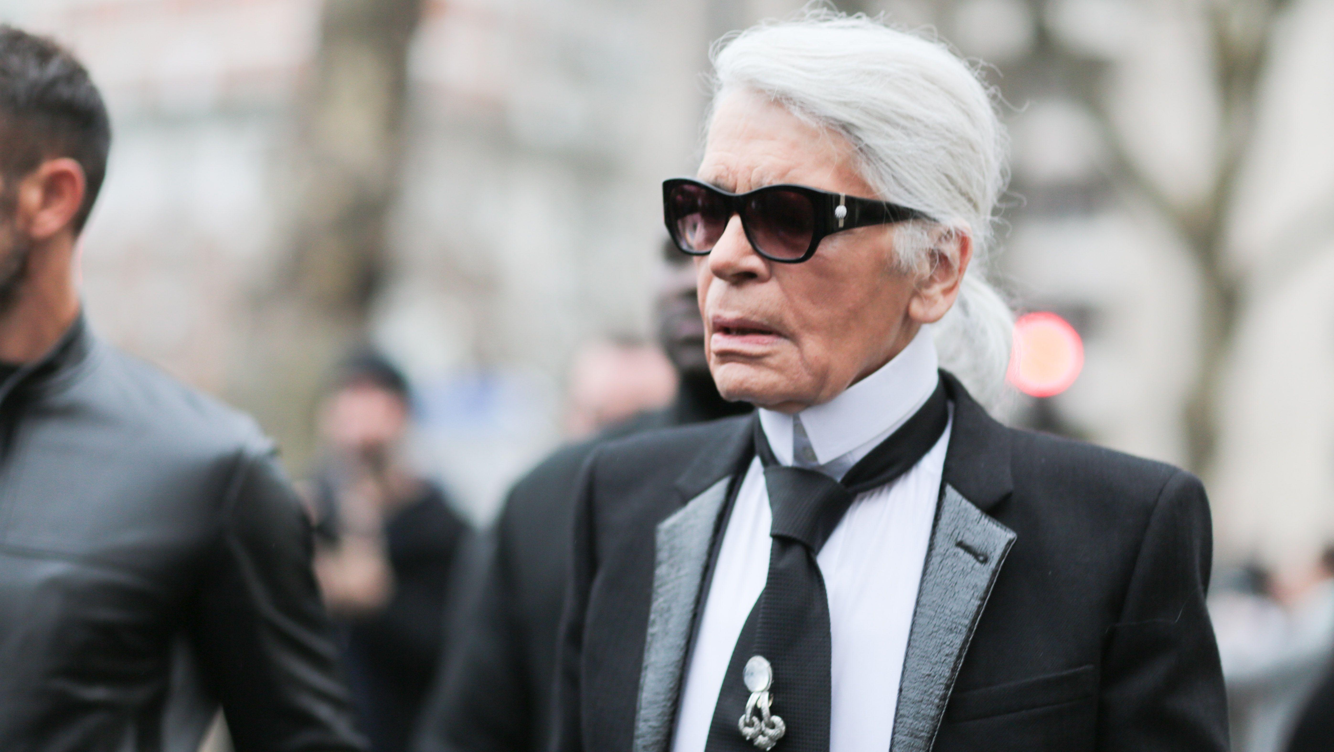 The Master: Karl Lagerfeld