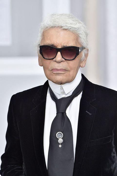 Biografie Karl Lagerfeld in de maak