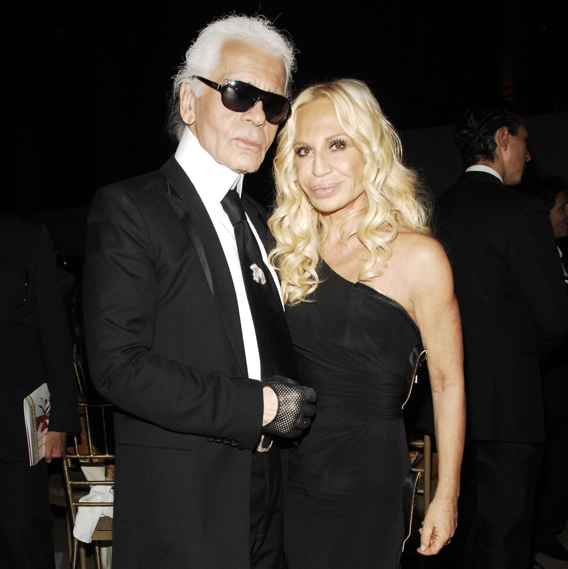 The Fashion World Mourns The Loss of Karl Lagerfeld