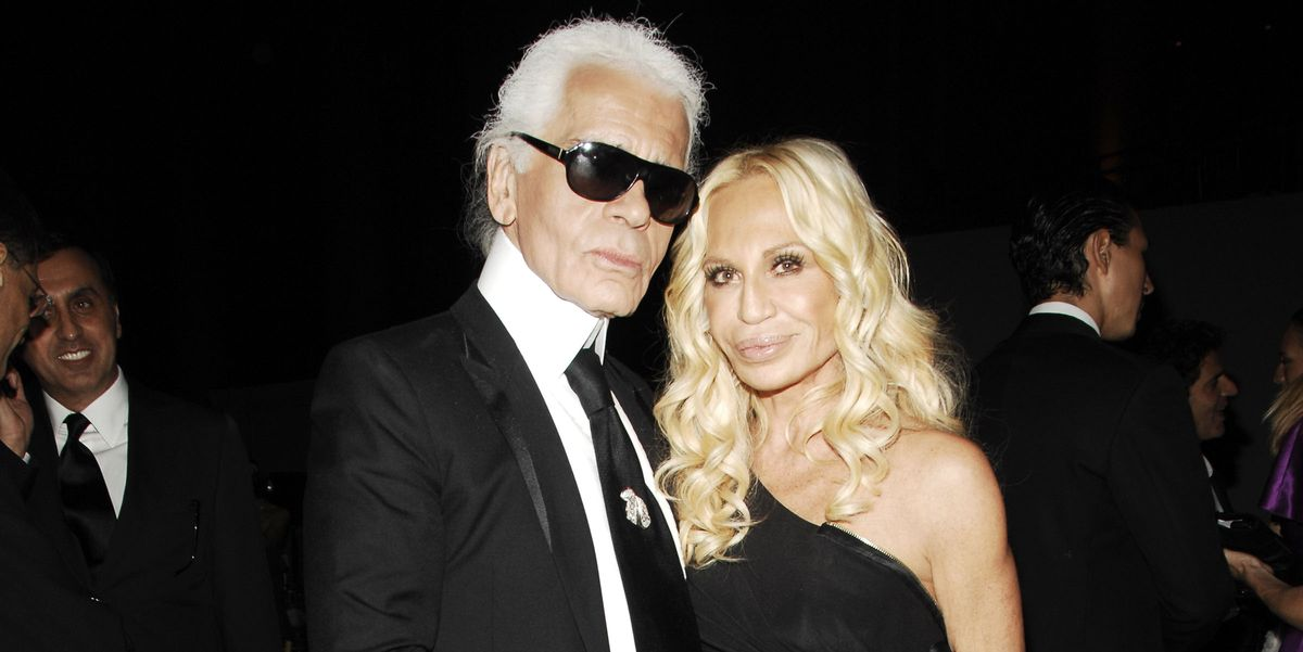 85ab07abc Models, Designers, and Celebrities Honor Karl Lagerfeld's Death
