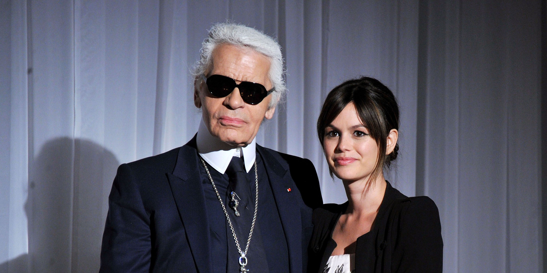 Karl Lagerfeld and Rachel Bilson Debut the Magnum Ice Cream Film Series During Tribeca Film Festival