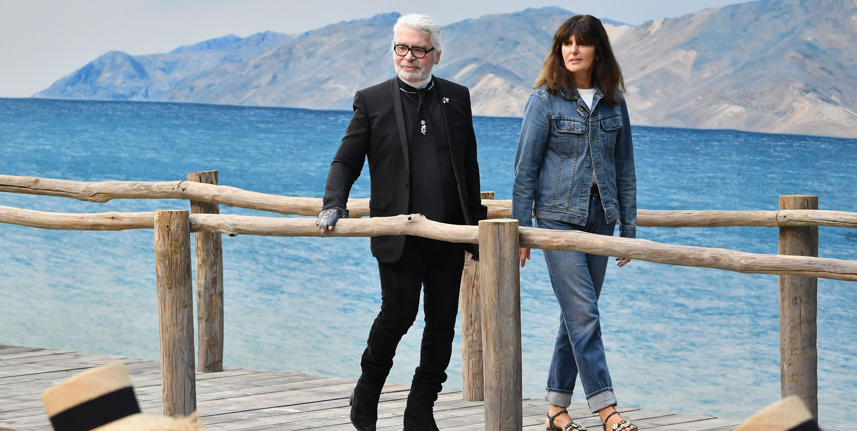 Karl Lagerfeld's Secret Weapon Succeeds Him at Chanel