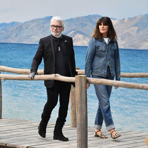 b4fa2e406a93 Who is Virginie Viard  - Meet Karl Lagerfeld s Successor at Chanel