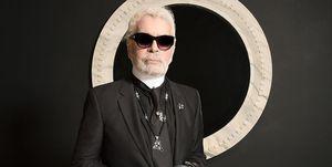 Karl Lagerfeld architectures mármol estructuras primera colección