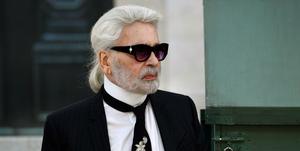 Karl Lagerfeld morto