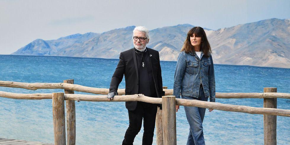 Karl Lagerfeldopvolger ChanelVirginie Viard