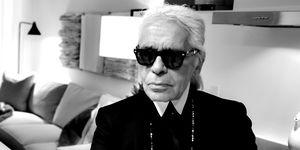 Karl Lagerfeld overleden, Karl Lagerfeld, dood