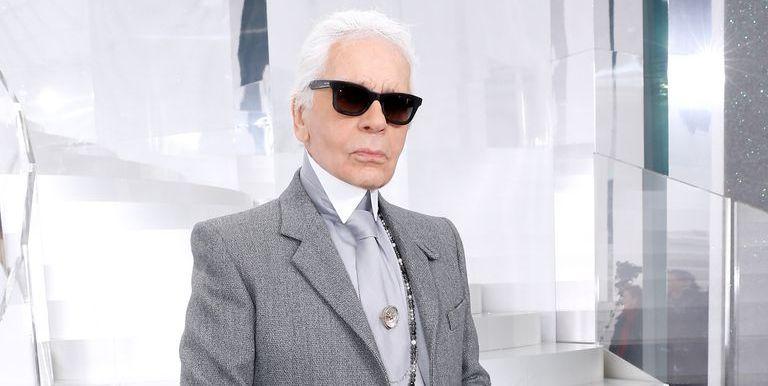 Karl Lagerfeld overleden