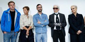 Karl Lagerfeld, overleden, opvolger, chanel, phoebe philo