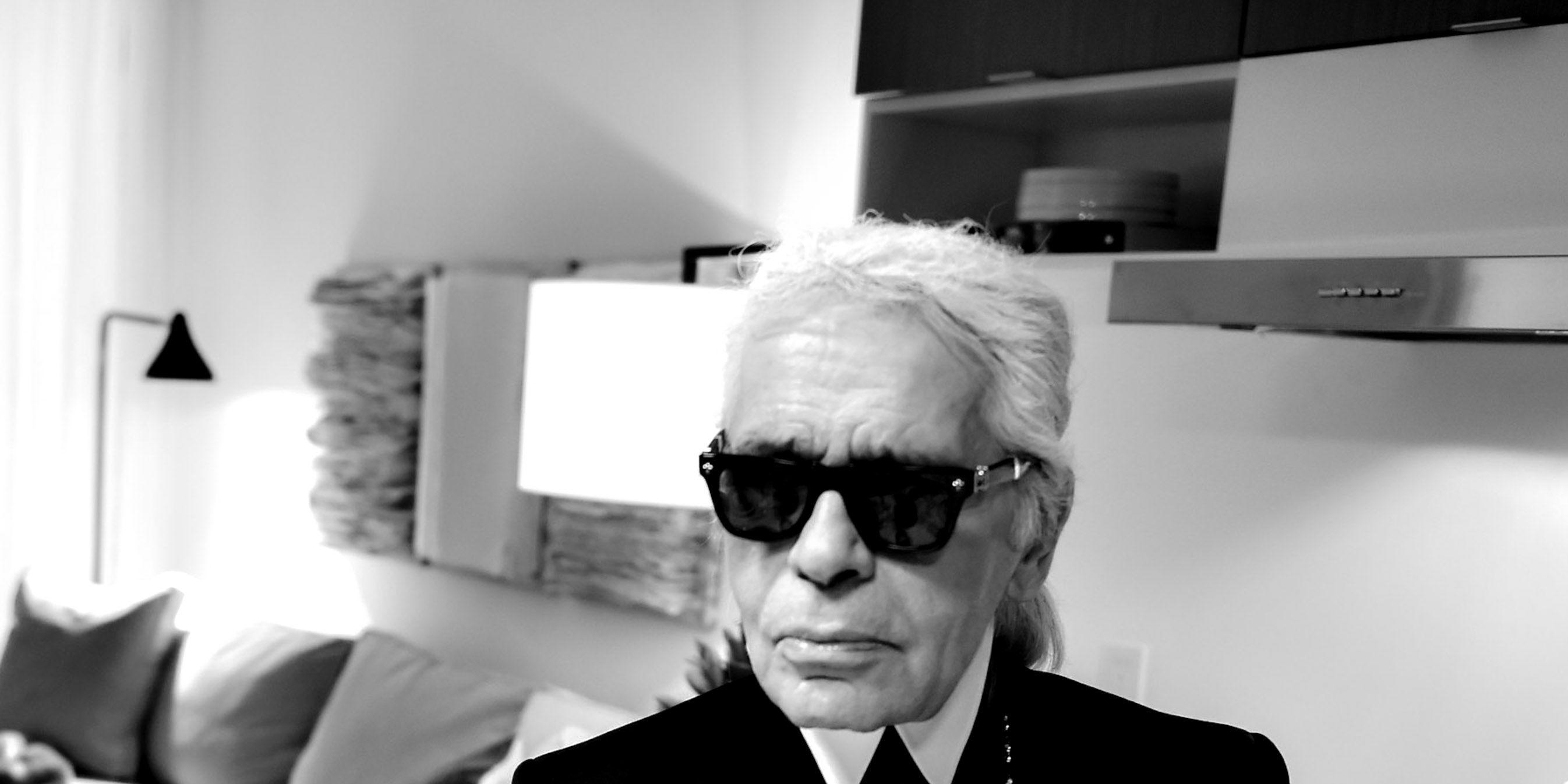 Karl Lagerfeld overleden, Karl Lagerfeld dood