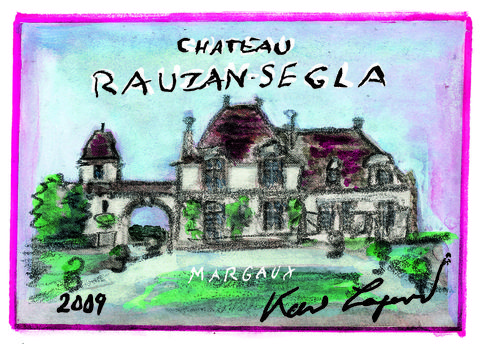 Chateau Rauzan Ségla 2009 model year