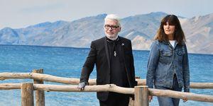 Karl Lagerfeld overleden Virginie Viard Chanel