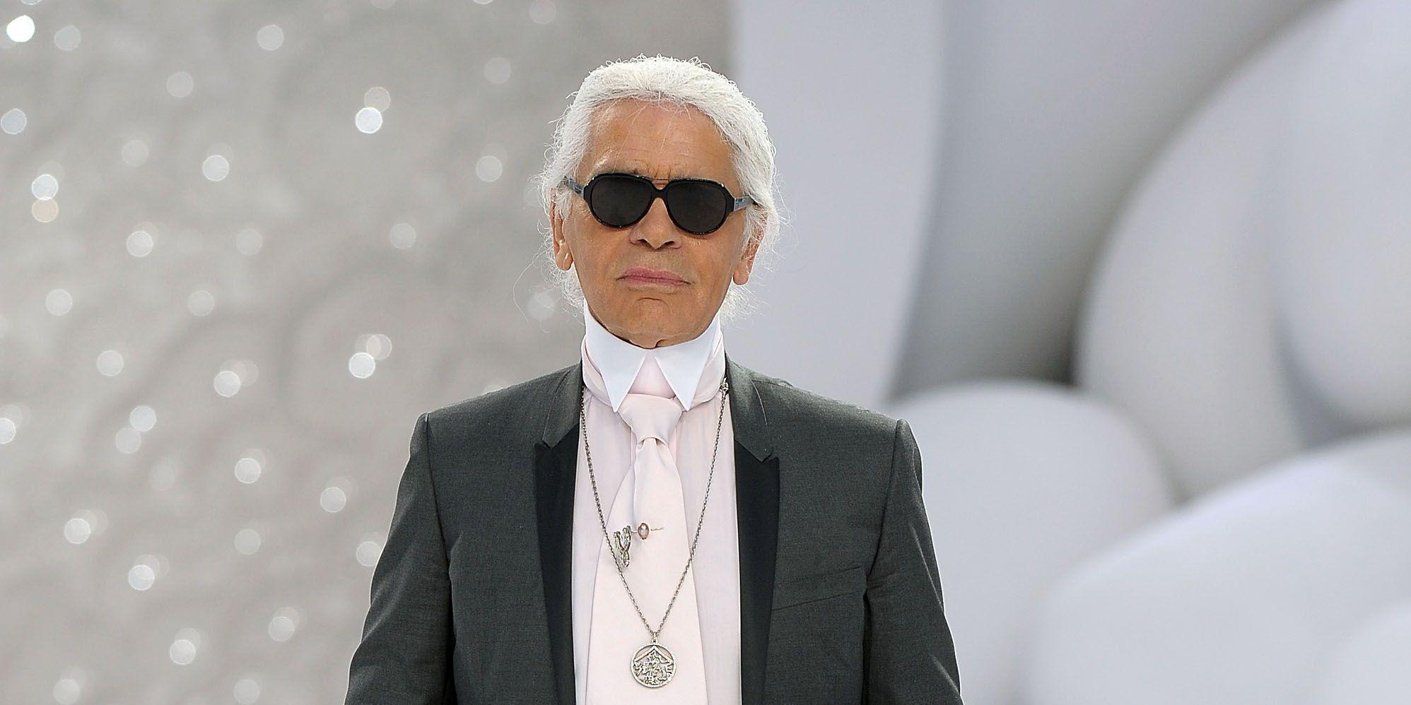 Karl Lagerfeld's Career Was Unlike Anyone Else's