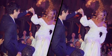 Photograph, Event, Ceremony, Fun, Marriage, Performance, Wedding, Wedding reception, Tradition,