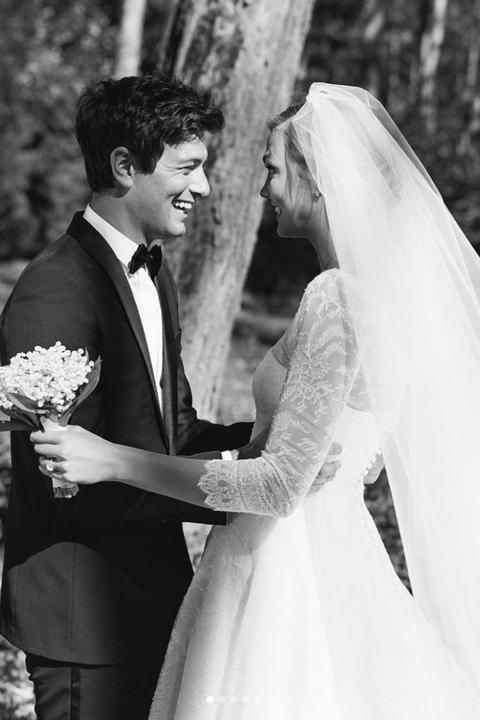 セレブの最新ウエディング 結婚式2回
