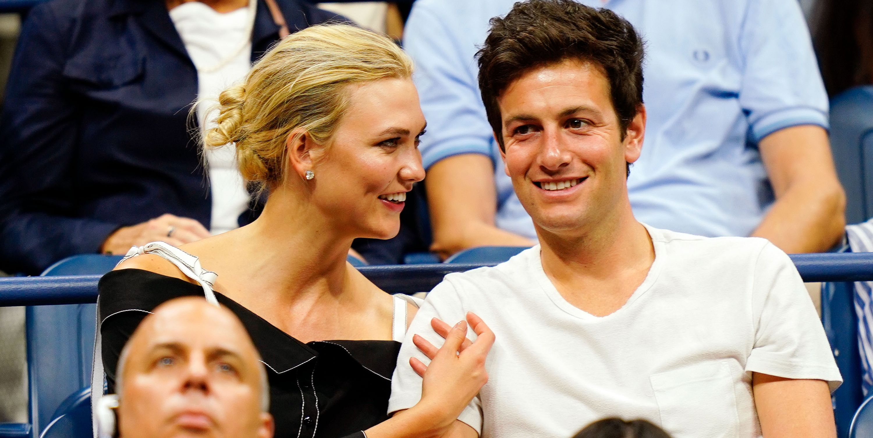 Celebrities Attend The 2018 US Open Tennis Championships - Day 11