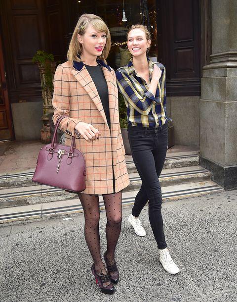 Celebrity Sightings In New York City - November 12, 2014