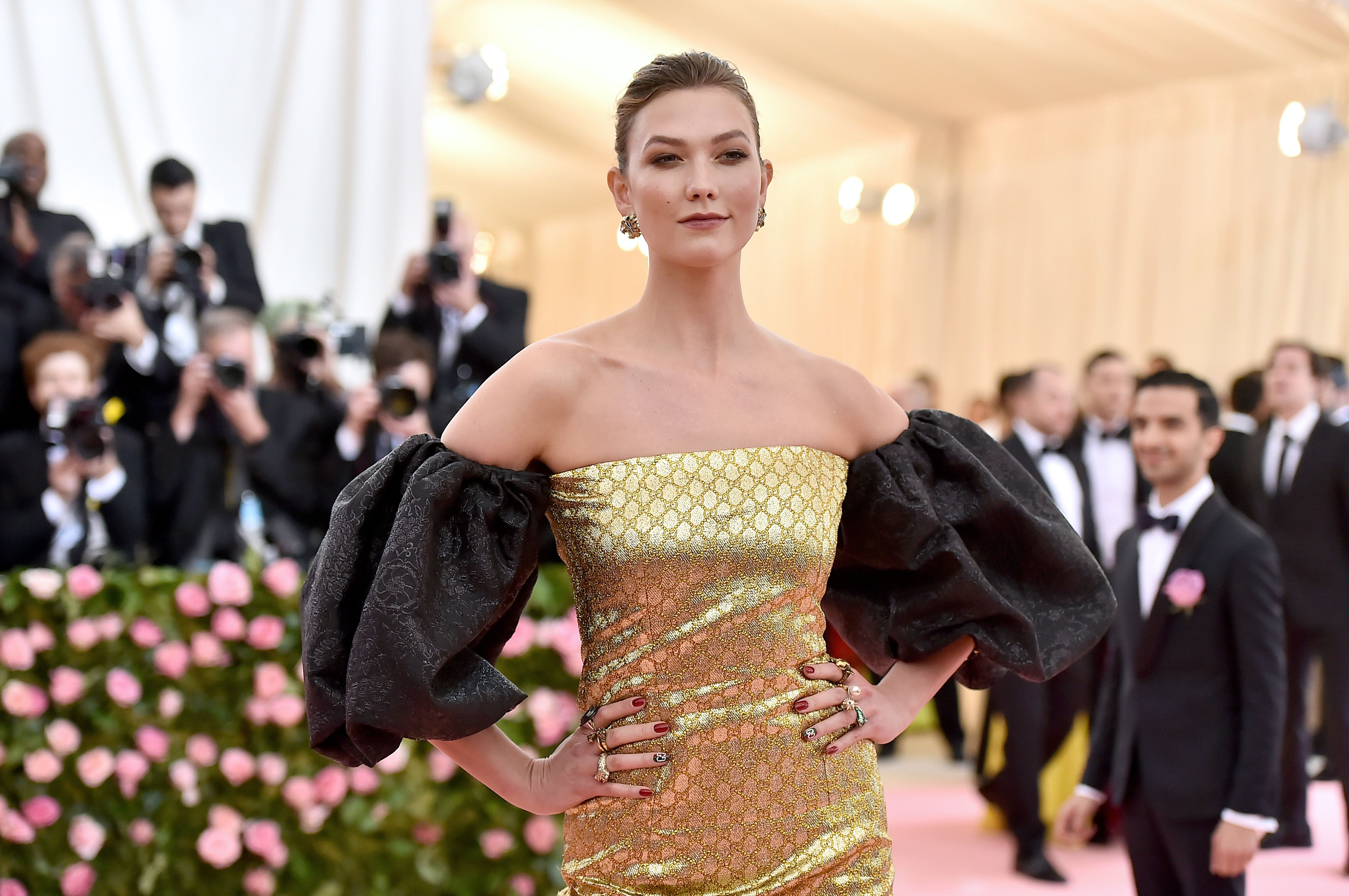 fc14786d424cf40 Karlie Kloss Had the Best Response to Fans Asking If She's Pregnant