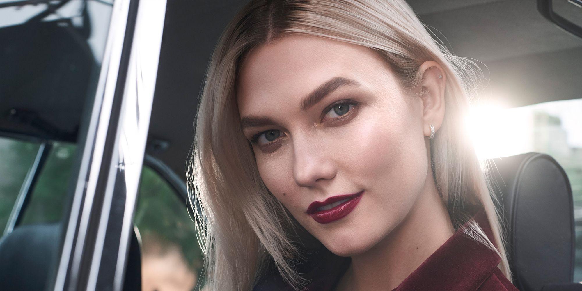 Karlie Kloss for Estée Lauder