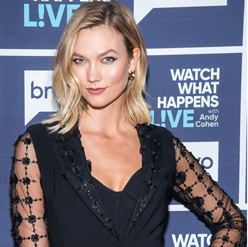 Karlie Kloss Swears by This $7 Handheld Massage Roller for Muscle Recovery
