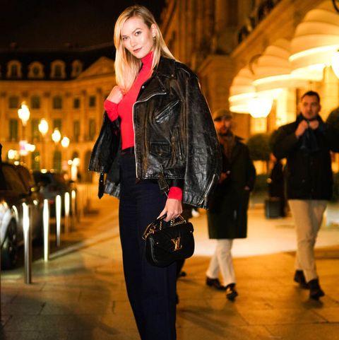 Celebrity Sightings - Paris Fashion Week - Menswear F/W 2019-2020 : Day Six