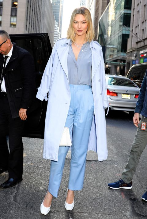 celebrity sightings in new york   march 06, 2020