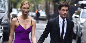 Karlie Kloss en Josh Kushner in New York