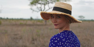 Karlie Kloss and Joshua Kushner are on their honeymoon in South Africa