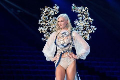 97e5e2a0a5 Karlie Kloss. Getty Images. Karlie Kloss believes that the Victoria s  Secret Fashion ...
