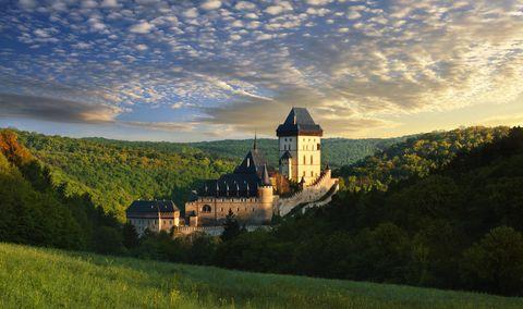 paisaje república checa