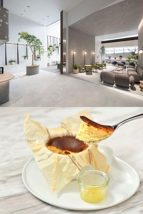 KASHIYAMA DAIKANYAMA CAFE